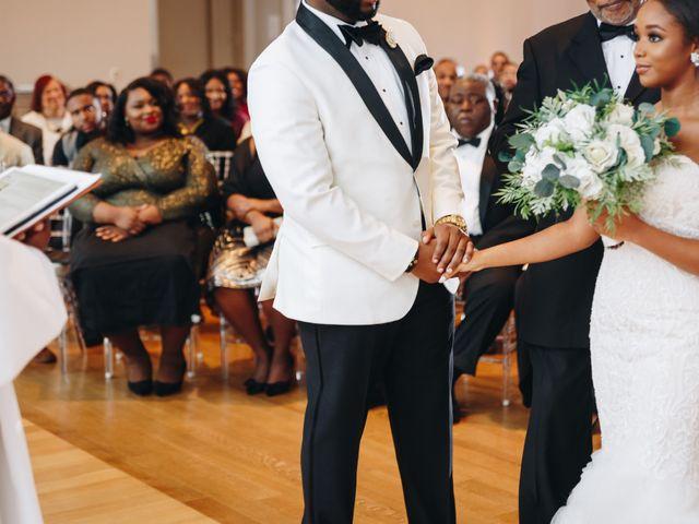 Theo and Amaya's Wedding in Charlotte, North Carolina 191