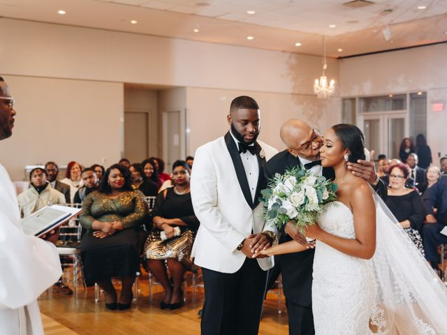 Theo and Amaya's Wedding in Charlotte, North Carolina 192