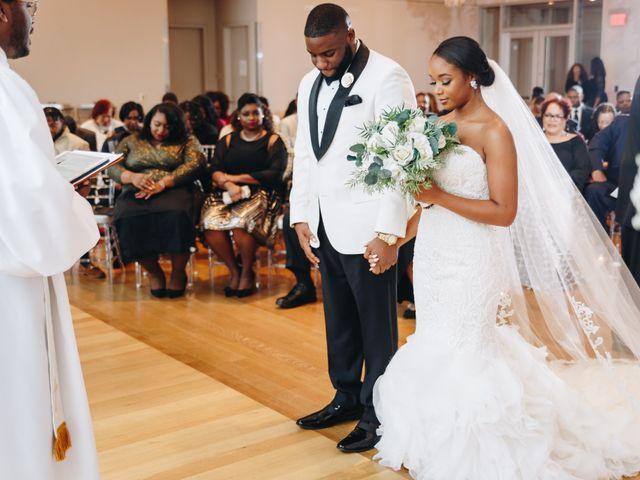 Theo and Amaya's Wedding in Charlotte, North Carolina 193