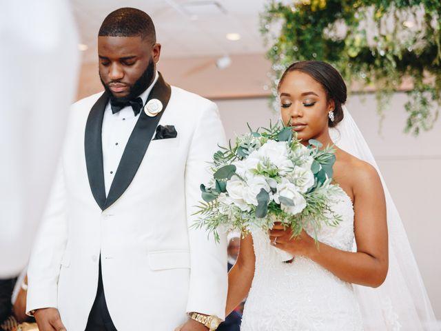 Theo and Amaya's Wedding in Charlotte, North Carolina 194