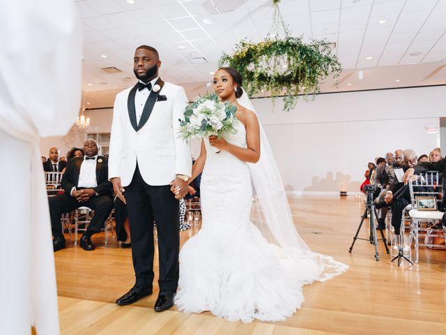 Theo and Amaya's Wedding in Charlotte, North Carolina 198