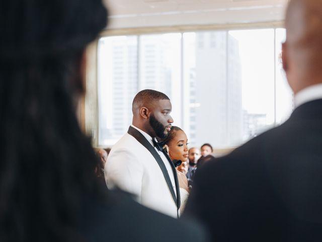 Theo and Amaya's Wedding in Charlotte, North Carolina 200