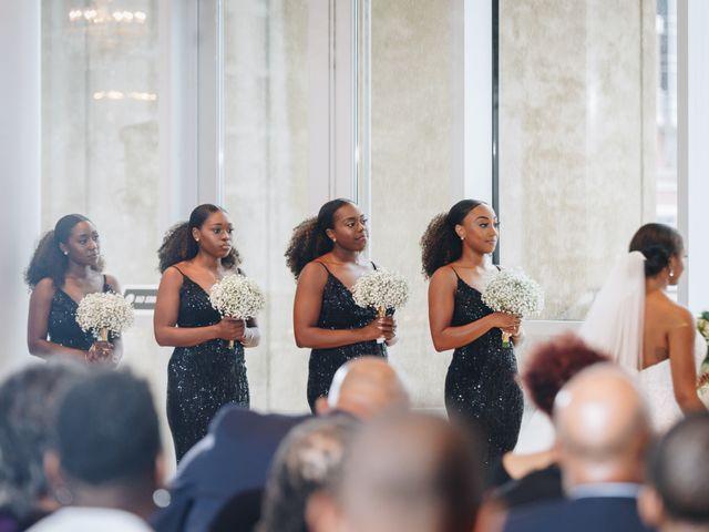 Theo and Amaya's Wedding in Charlotte, North Carolina 203