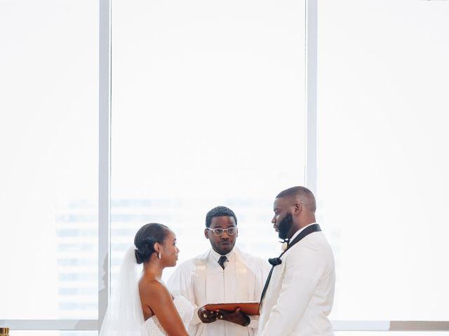 Theo and Amaya's Wedding in Charlotte, North Carolina 205