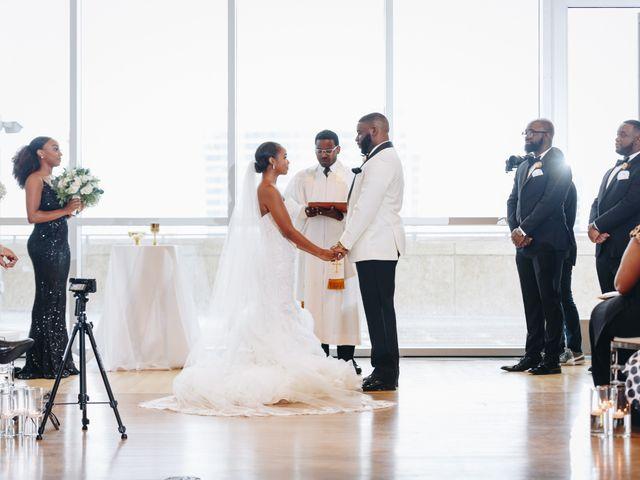 Theo and Amaya's Wedding in Charlotte, North Carolina 206