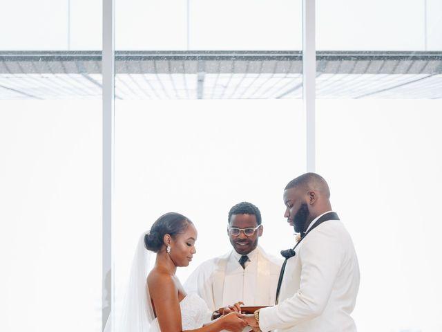 Theo and Amaya's Wedding in Charlotte, North Carolina 212