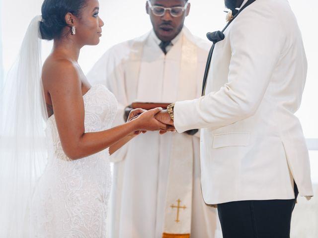 Theo and Amaya's Wedding in Charlotte, North Carolina 213