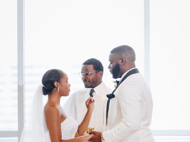 Theo and Amaya's Wedding in Charlotte, North Carolina 216