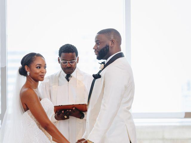 Theo and Amaya's Wedding in Charlotte, North Carolina 217