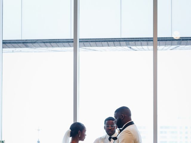 Theo and Amaya's Wedding in Charlotte, North Carolina 220