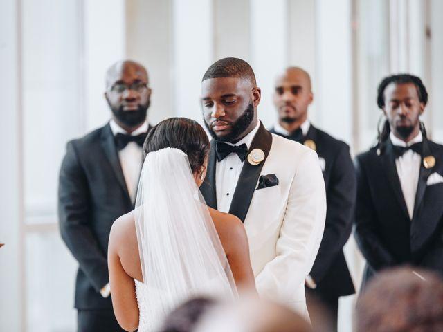 Theo and Amaya's Wedding in Charlotte, North Carolina 224
