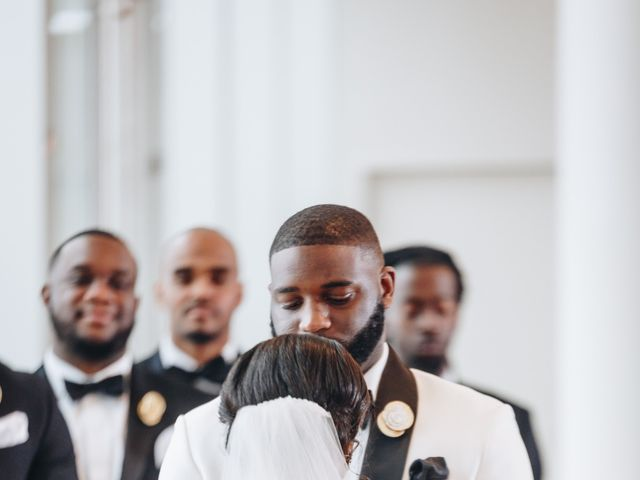 Theo and Amaya's Wedding in Charlotte, North Carolina 225