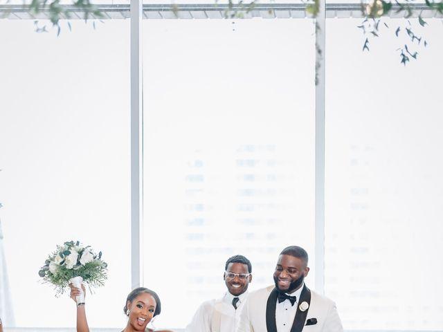 Theo and Amaya's Wedding in Charlotte, North Carolina 231