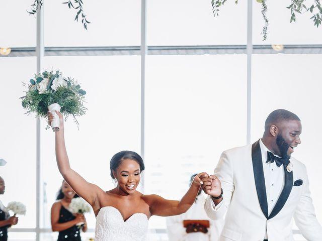 Theo and Amaya's Wedding in Charlotte, North Carolina 232