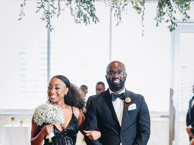Theo and Amaya's Wedding in Charlotte, North Carolina 236