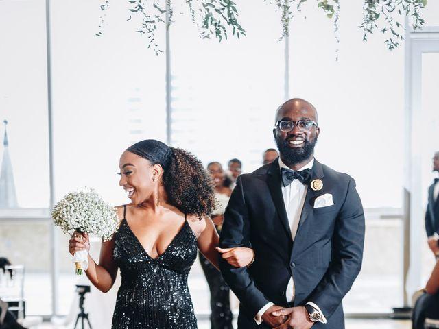 Theo and Amaya's Wedding in Charlotte, North Carolina 237
