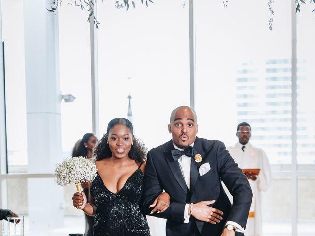 Theo and Amaya's Wedding in Charlotte, North Carolina 240