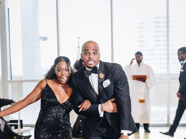 Theo and Amaya's Wedding in Charlotte, North Carolina 241