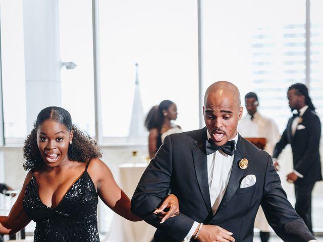 Theo and Amaya's Wedding in Charlotte, North Carolina 242