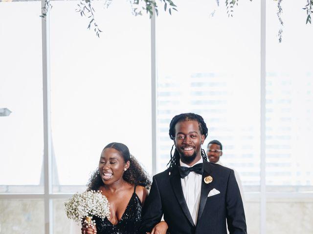 Theo and Amaya's Wedding in Charlotte, North Carolina 243