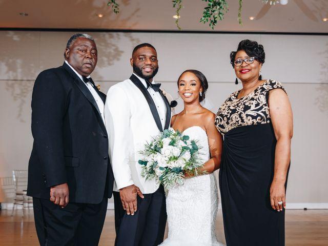 Theo and Amaya's Wedding in Charlotte, North Carolina 249