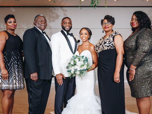 Theo and Amaya's Wedding in Charlotte, North Carolina 251