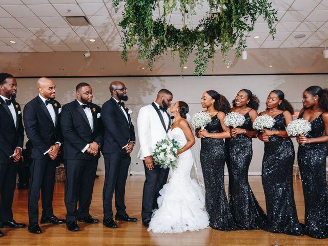 Theo and Amaya's Wedding in Charlotte, North Carolina 260
