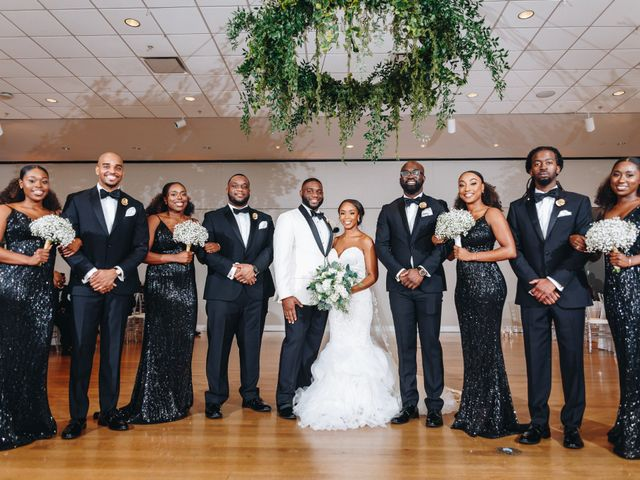 Theo and Amaya's Wedding in Charlotte, North Carolina 261