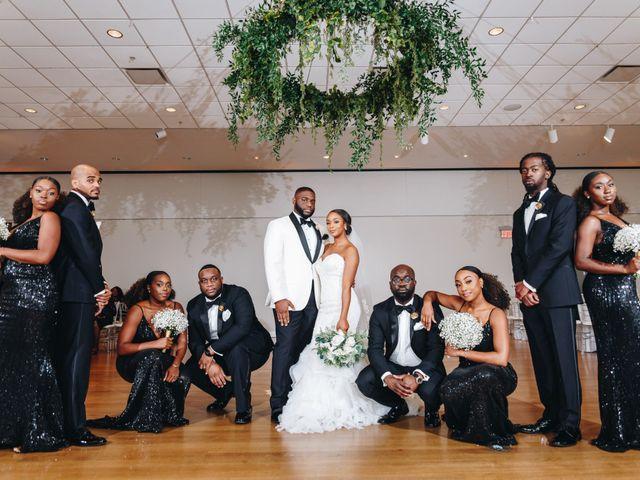 Theo and Amaya's Wedding in Charlotte, North Carolina 262