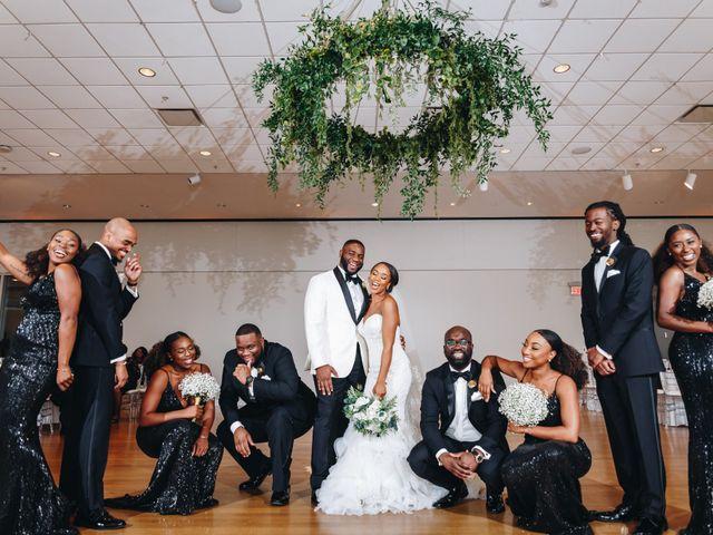 Theo and Amaya's Wedding in Charlotte, North Carolina 264