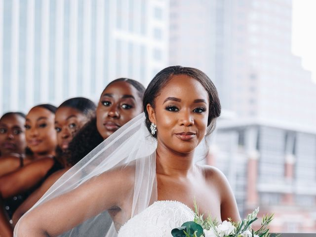 Theo and Amaya's Wedding in Charlotte, North Carolina 279