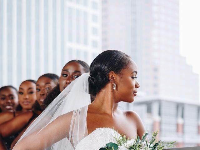 Theo and Amaya's Wedding in Charlotte, North Carolina 280
