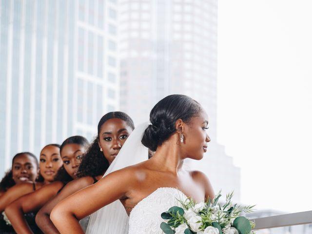 Theo and Amaya's Wedding in Charlotte, North Carolina 281