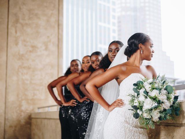 Theo and Amaya's Wedding in Charlotte, North Carolina 282