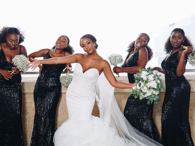 Theo and Amaya's Wedding in Charlotte, North Carolina 285