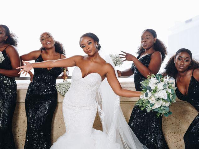 Theo and Amaya's Wedding in Charlotte, North Carolina 286