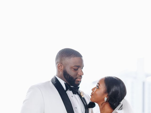 Theo and Amaya's Wedding in Charlotte, North Carolina 288