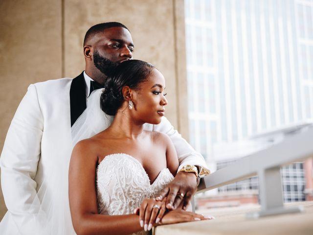 Theo and Amaya's Wedding in Charlotte, North Carolina 298