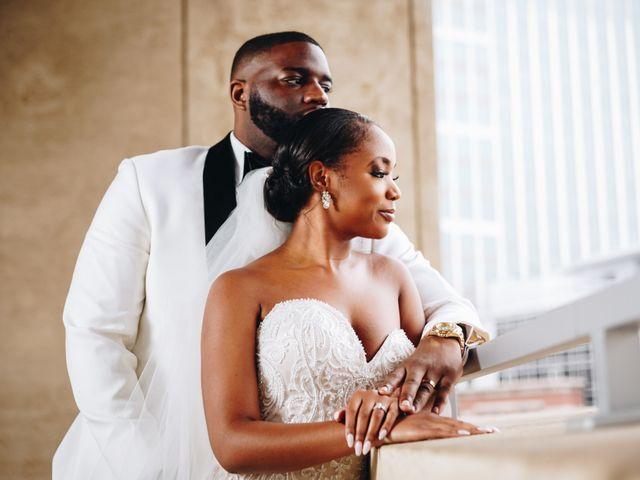 Theo and Amaya's Wedding in Charlotte, North Carolina 299