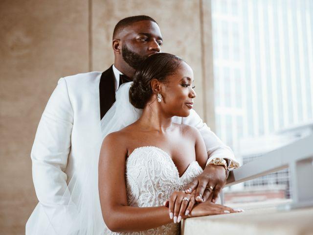 Theo and Amaya's Wedding in Charlotte, North Carolina 300