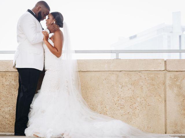 Theo and Amaya's Wedding in Charlotte, North Carolina 301
