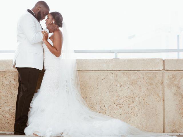 Theo and Amaya's Wedding in Charlotte, North Carolina 302