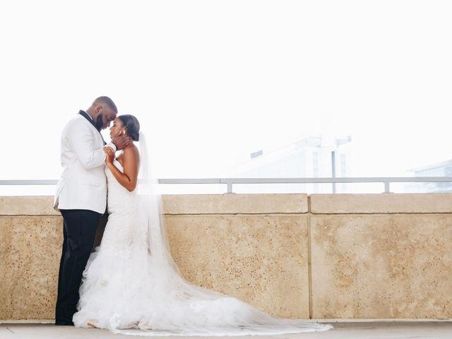 Theo and Amaya's Wedding in Charlotte, North Carolina 303