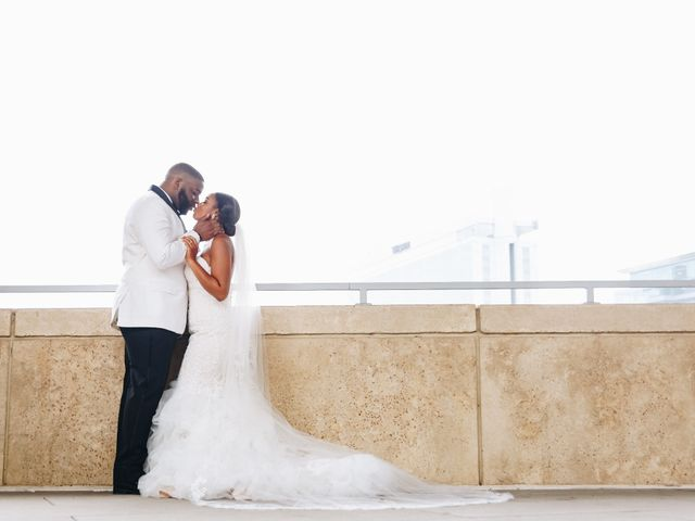 Theo and Amaya's Wedding in Charlotte, North Carolina 304