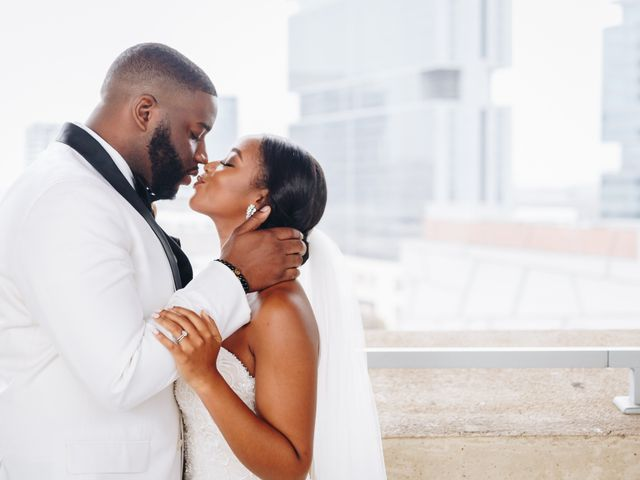 Theo and Amaya's Wedding in Charlotte, North Carolina 1