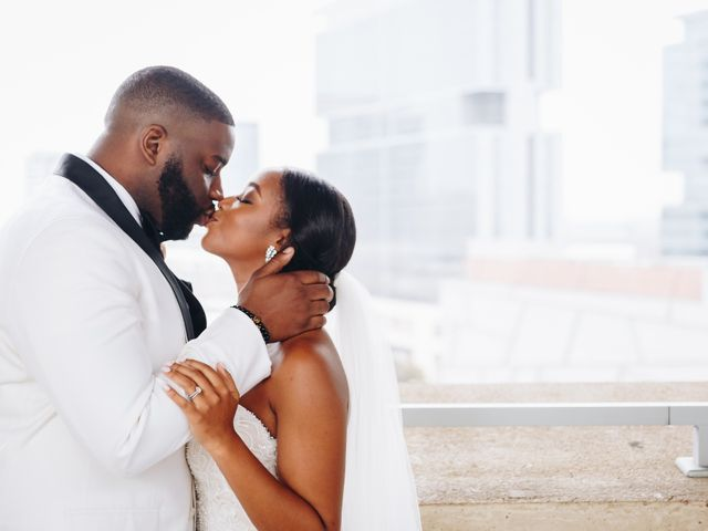 Theo and Amaya's Wedding in Charlotte, North Carolina 305