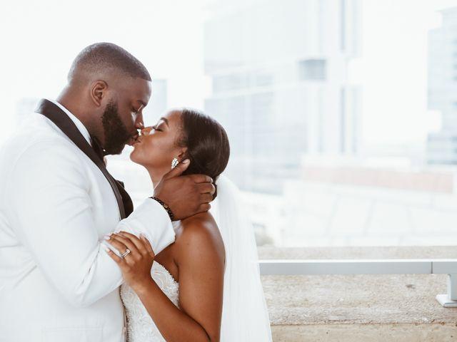Theo and Amaya's Wedding in Charlotte, North Carolina 306