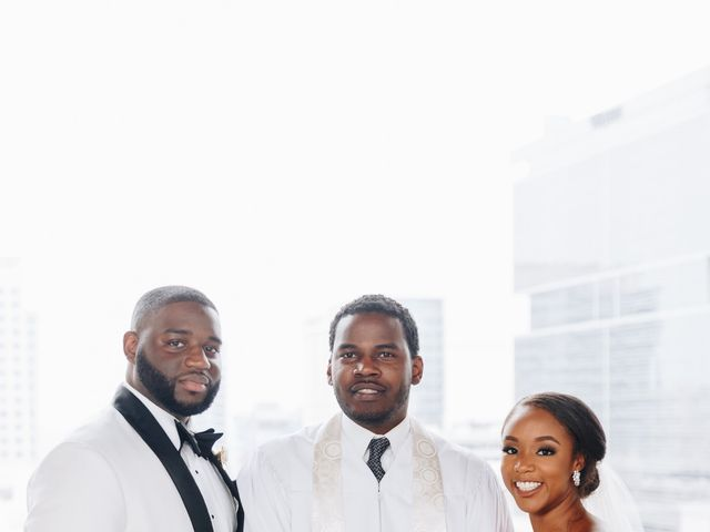 Theo and Amaya's Wedding in Charlotte, North Carolina 308