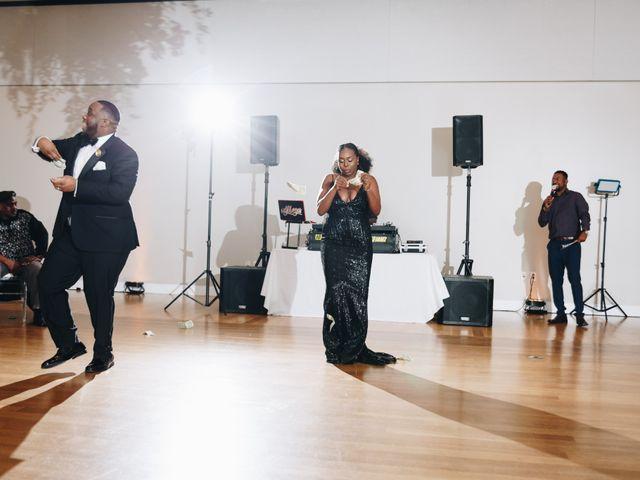 Theo and Amaya's Wedding in Charlotte, North Carolina 318