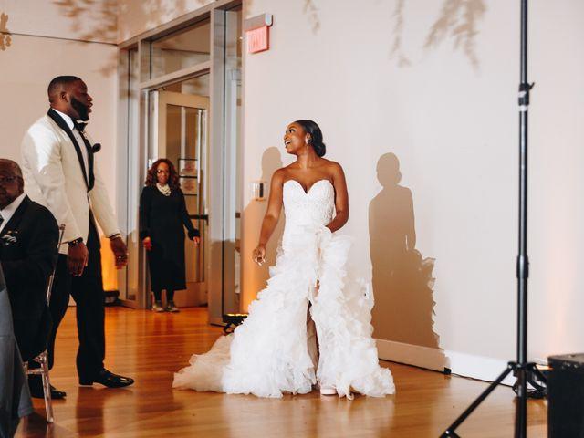 Theo and Amaya's Wedding in Charlotte, North Carolina 324